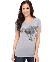 Roper - 9917 Light Weight Heather Jersey Tee