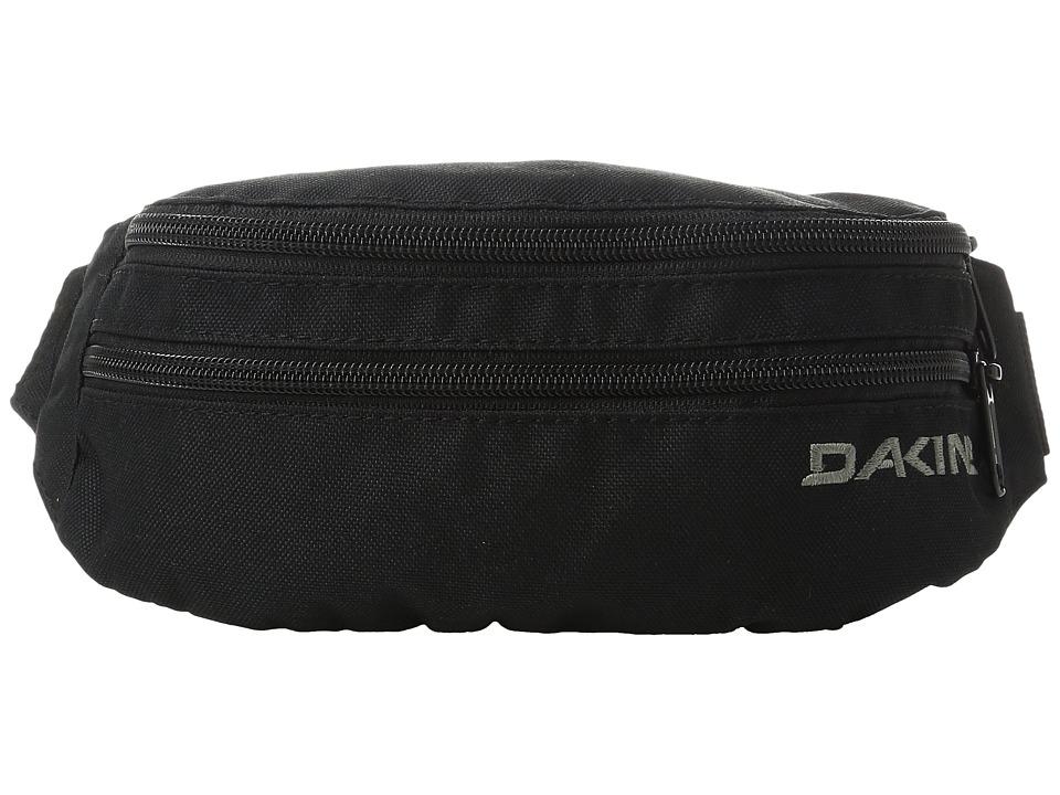 DAKINE Classic Hip Pack (Black) Travel Pouch