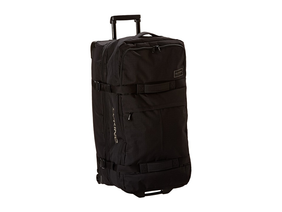 Dakine Split Roller Luggage 100L Black Luggage