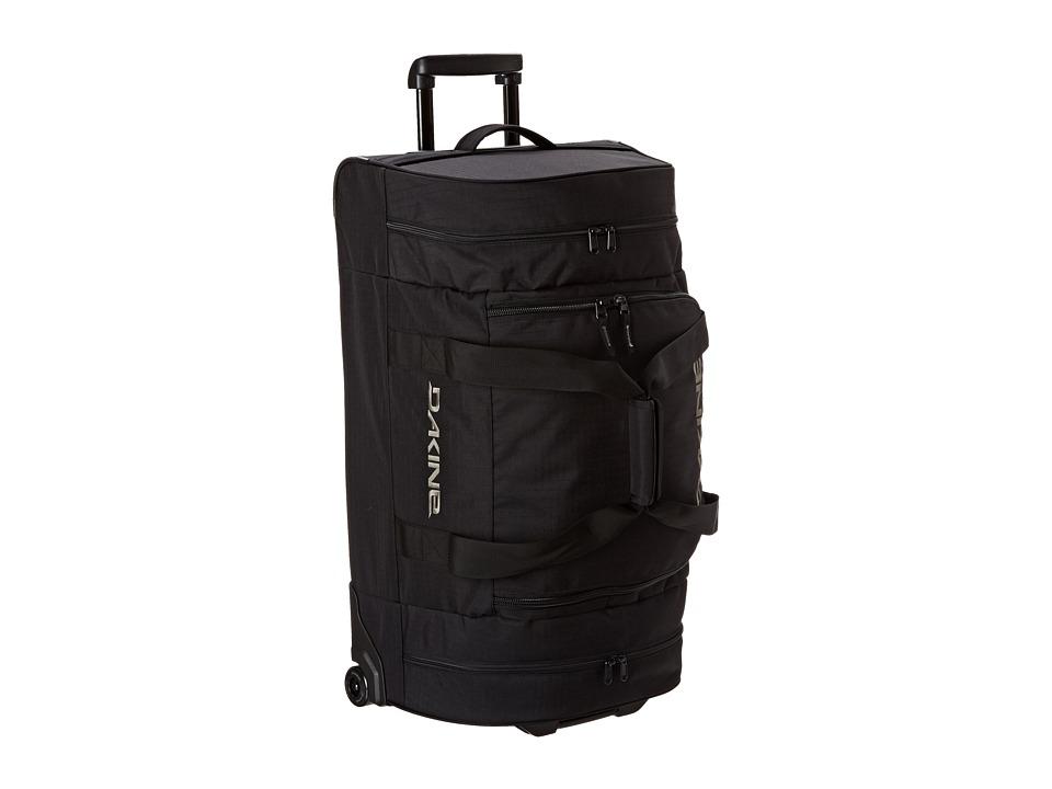 Dakine - Duffel Roller Luggage 90L (Black) Luggage