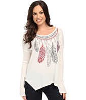 Roper - 9919 Thermal Knit Top