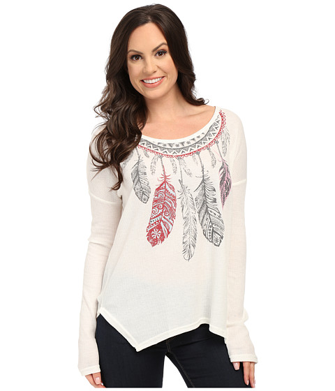 Roper 9919 Thermal Knit Top