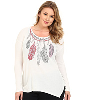 Roper - Plus Size 9919 Thermal Knit Top