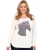 Roper - Plus Size 9918 Cotton Poly Jersey Tee