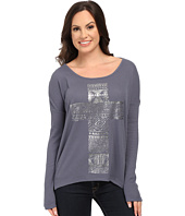 Roper - 9919 Cotton Poly Thermal Knit Top