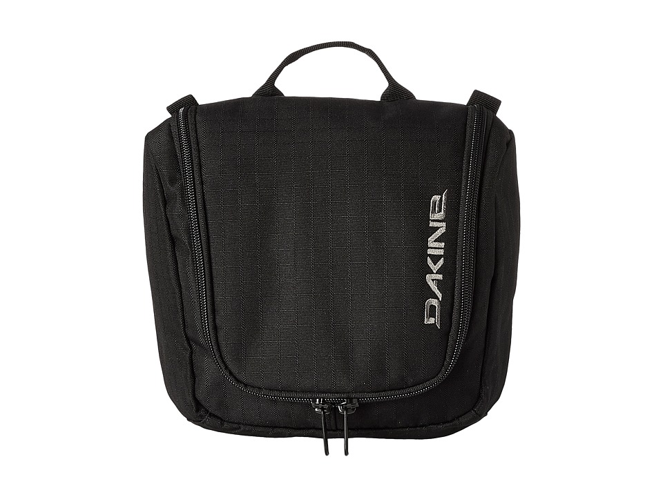 Dakine - Travel Kit Toiletry Bag (Black) Toiletries Case