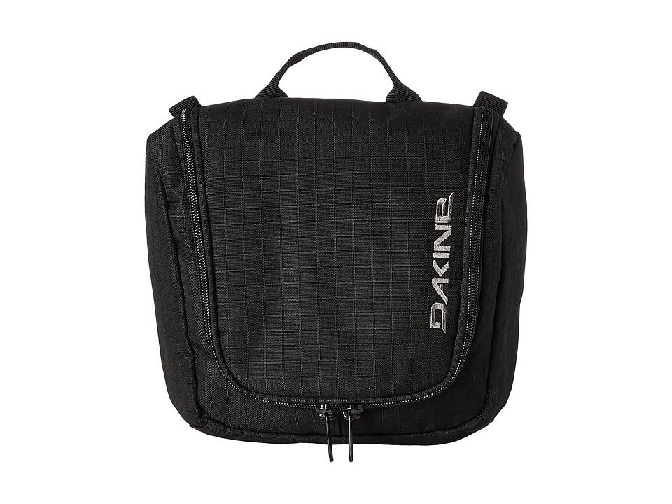 Dakine - Travel Kit Toiletry Bag (Black) Toiletries Case