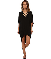 La Blanca - Passport to Paradise Cocoon Tunic Cover-Up