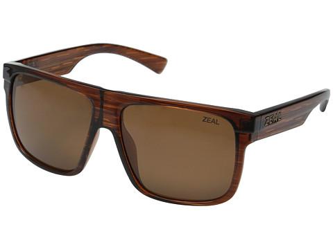 Zeal Optics Eldorado - Hickory/Copper Polarized Lens
