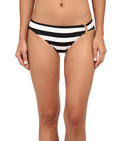 LAUREN by Ralph Lauren - Balboa Stripe Ring Front Hipster Bottoms