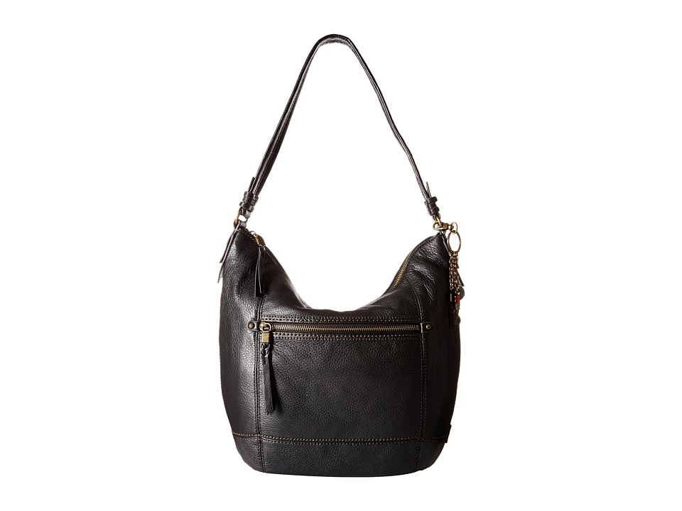 The Sak - Sequoia Hobo (Black) Hobo Handbags