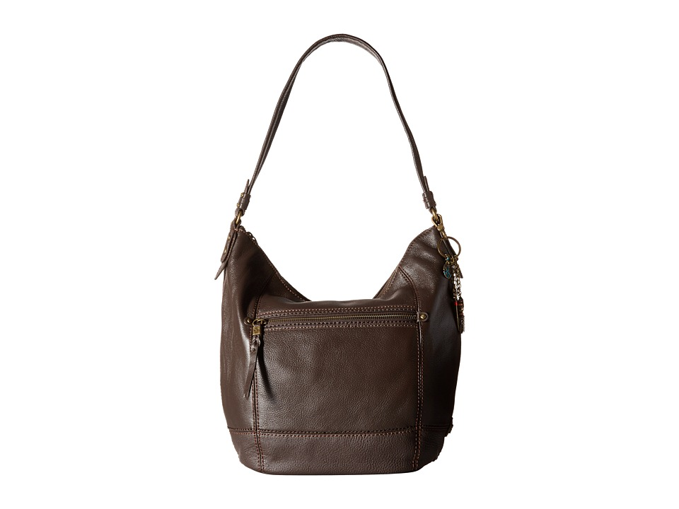 The Sak - Sequoia Hobo (Cocoa) Hobo Handbags
