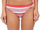 LAUREN Ralph Lauren Marina Stripe Ring Front Hipster Bottoms