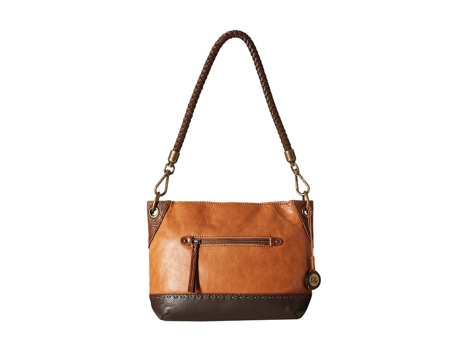The Sak - Indio Leather Demi (Teak Block) Shoulder Handbags