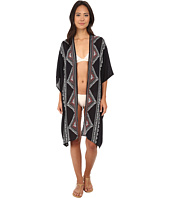 Steve Madden - Aztec Gauze Cover-Up