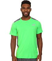 New Balance - Excel Race Day Short Sleeve