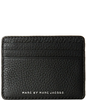 Marc by Marc Jacobs - Classic Leather Credit Card Case