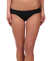 Trina Turk - Suburst Solid Shirred Side Hipster Bottom