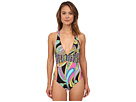 Garden Paisley One-Piece
