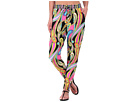 Garden Paisley Peg Leg Pants Cover-Up