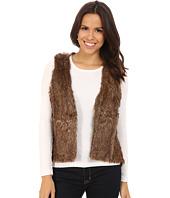 Stetson - Faux Fur Cropped Vest
