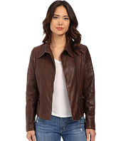 Stetson - Moto Style Leather Jacket