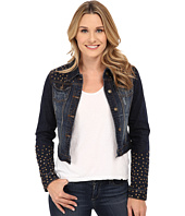 Stetson - Shruken Denim Jacket w/ Studs