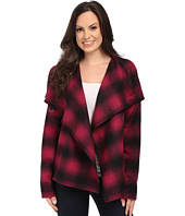 Stetson - Magenta Plaid Jacket