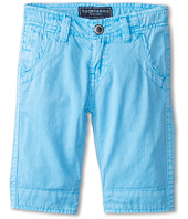 Toobydoo - Medium Jeans Shorts in Blue (Infant/Toddler/Little Kids/Big Kids)