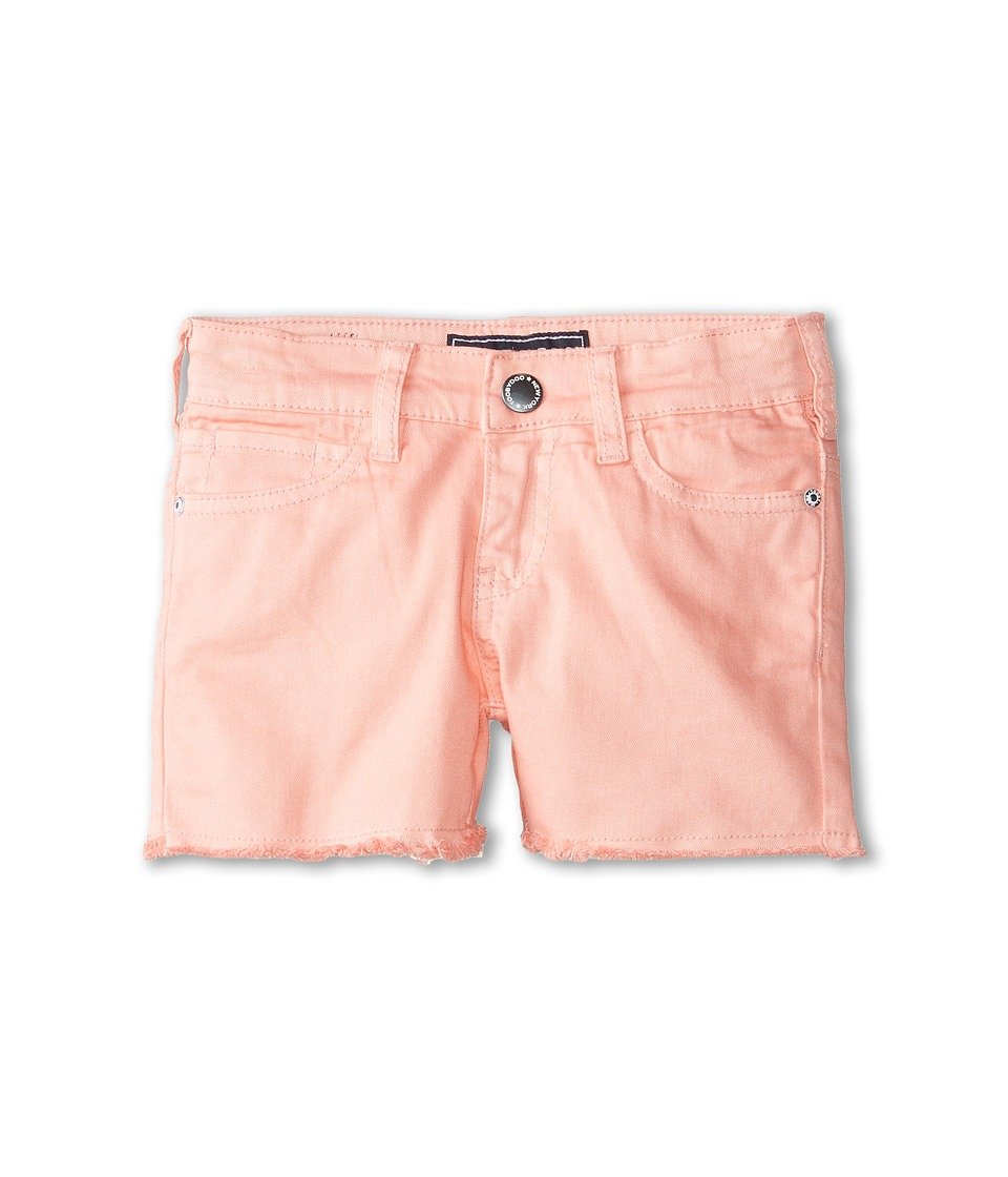 Toobydoo - Jeans Shorts in Coral