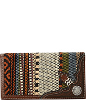 M&F Western - Saddle Blanket Concho Rodeo Wallet