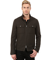 John Varvatos Star U.S.A. - Waister Jacket with Chest Patch Pockets O1249R3L