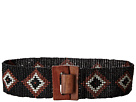 Nocona Stretch Beaded Diamond Belt