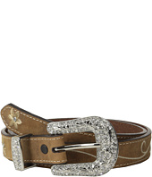M&F Western - Nocona Embroidered Flower Belt