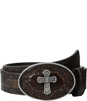 M&F Western - Nocona Embossed Edge Belt