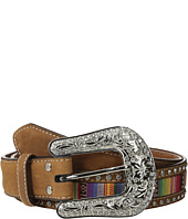 M&F Western - Nocona Southwest Ribbon Inlay Belt