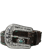 M&F Western - Nocona Embossed Laced Belt