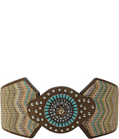 M&F Western - Nocona Wide Chevron Belt