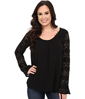 Stetson - Rayon Peasant Top
