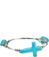 M&F Western - Wired Cross Bracelet w/ Stones Bangle