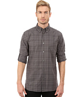John Varvatos Star U.S.A. - Roll Up Sleeve Shirt w/ Button Down Collar W387R3L