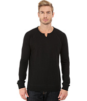 John Varvatos Star U.S.A. - Long Sleeve French Terry Raglan Sweatshirt K2405R3B