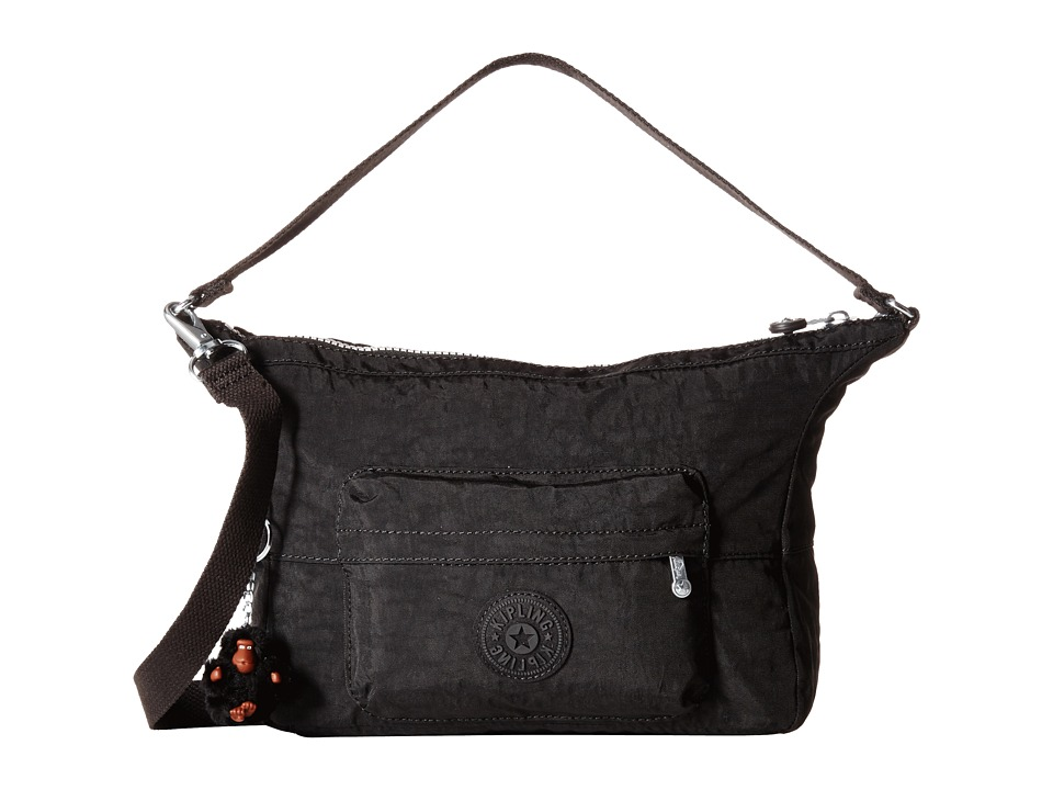 Kipling - Corie Crossbody Bag (Black) Cross Body Handbags