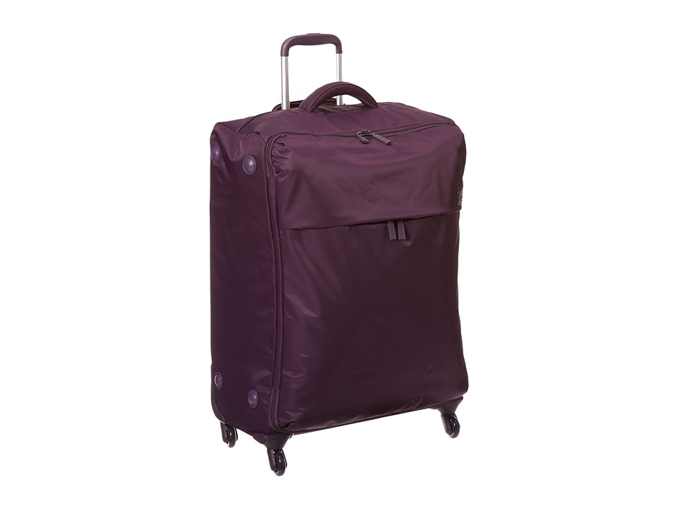 Lipault Paris - Original Plume 28 Spinner (Purple) Luggage