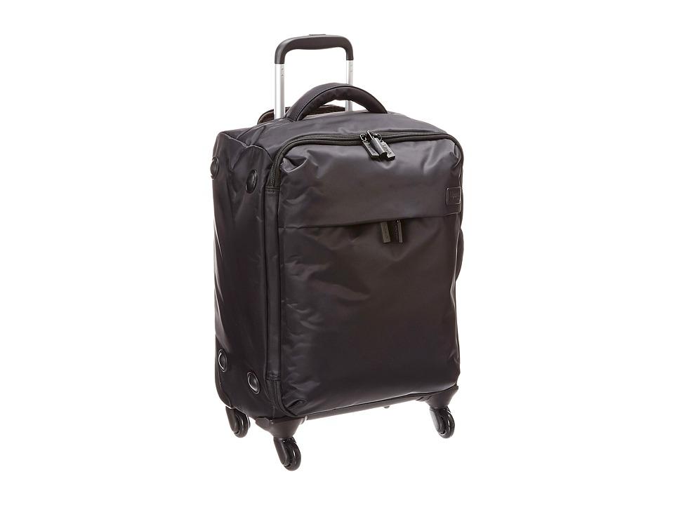 Lipault Paris - Original Plume 22 Spinner Carry On (Black) Carry on Luggage