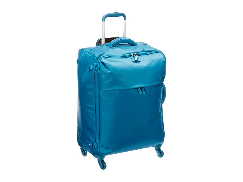 Lipault Paris - Original Plume 25 Spinner (Aqua) Luggage