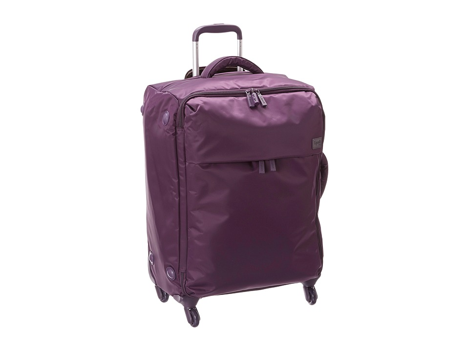 Lipault Paris - Original Plume 25 Spinner (Purple) Luggage