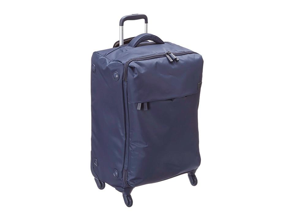 Lipault Paris 4 Wheeled 25 Packing Case Navy Luggage