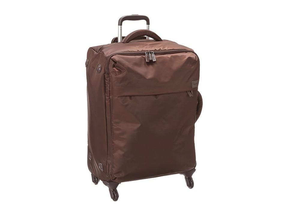 Lipault Paris 4 Wheeled 25 Packing Case Espresso Luggage