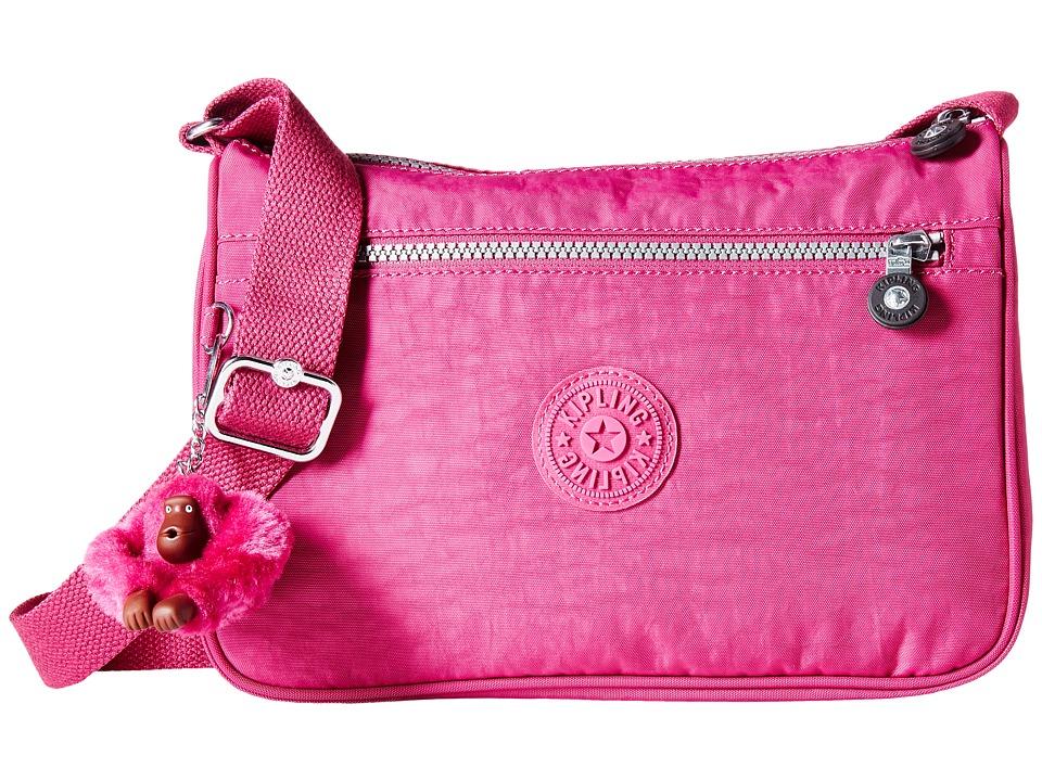 Kipling - Callie Handbag (Flamingo Pink) Handbags
